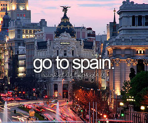 spain and love image
