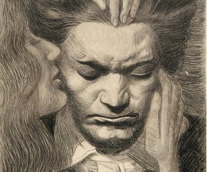 art and Beethoven image