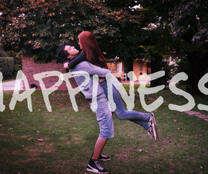 love, happiness, and happy image