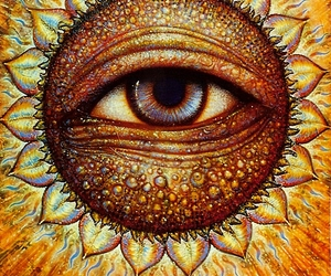 eye, art, and psychedelic image