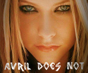 Avril Lavigne, is, and perfect image