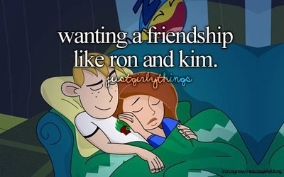 friendship, kim possible, and ron image
