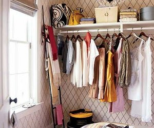 closet and interior image