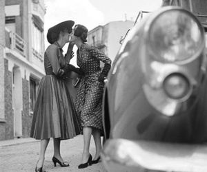 1951, lesbian, and love image