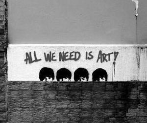 art, beatles, and the beatles image