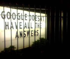 google, answer, and quote image
