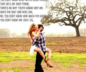 country, cute, and love image