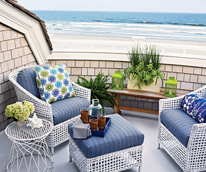 beach, decor, and home image