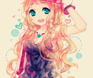 157 Images About Kawaii Anime Girls On We Heart It See