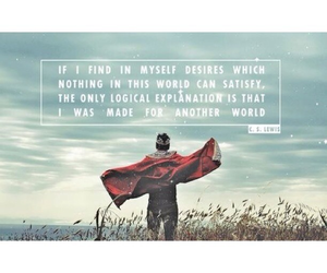 cs lewis and quote image