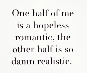 romantic, quotes, and realistic image