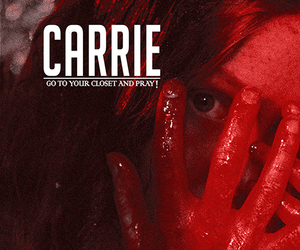 carrie, classic, and film image