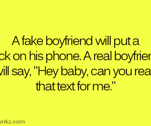 boyfriend, text, and quote image