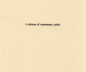 7 and panic image
