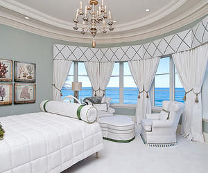 room, white, and luxury image