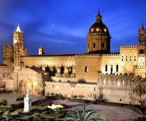 Palermo and sicily image