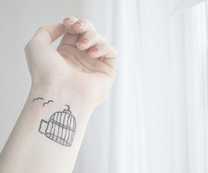 free, tattoo, and cute image