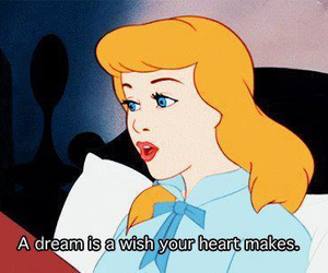 Dream, cinderella, and disney image