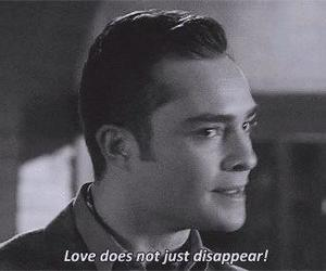 chuck bass, disappear, and ed westwick image