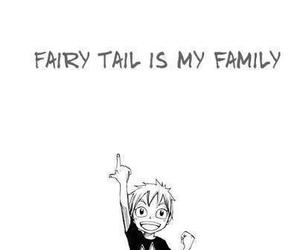 fairy tail, anime, and family image