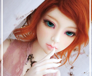 bjd and doll image