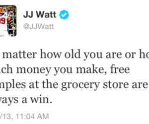 lol, tweet, and jj watt image
