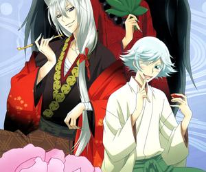 tomoe, kamisama hajimemashita, and mizuki image