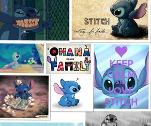 stitch, disney, and love image