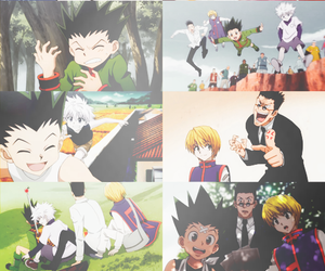hunter x hunter, kurapika, and anime image
