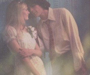 the virgin suicides, couple, and 90s image