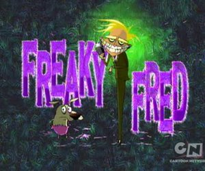 barber, cartoon network, and courage the cowardly dog image