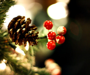 christmas, decorations, and lovely image