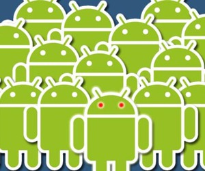 android, cartoon, and green image