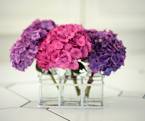 flowers, decoration, and pink image