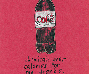 coke, quotes, and calories image