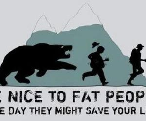 fat, people, and funny image