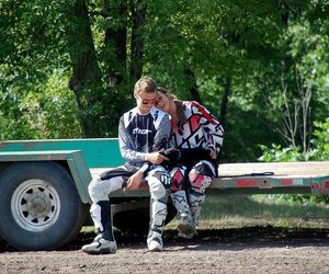 lifestyle, love, and motocross image
