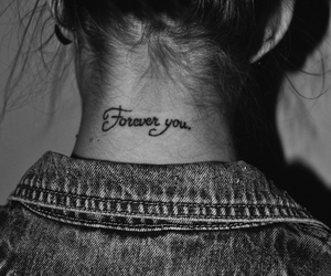 tattoo, forever, and you image