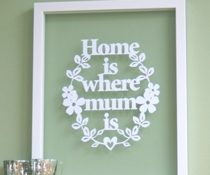 frame, mom, and wall decor image