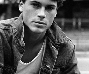rob lowe and the outsiders image