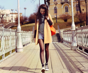 black and white, black tights, and blog image