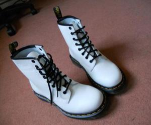 boots, doc martens, and dr martens image