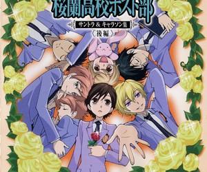 haruhi, tamaki, and anime image
