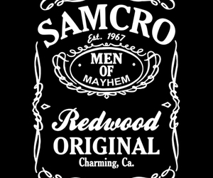 sons of anarchy and samcro image