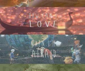 brave, disney, and tangled image