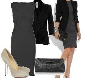 bags, clothes, and combinations image