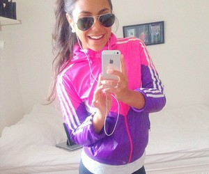 adidas and workout style image