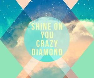 diamond, shine, and crazy image