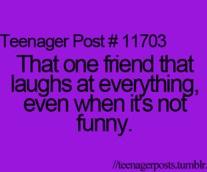 friend, fun, and funny image