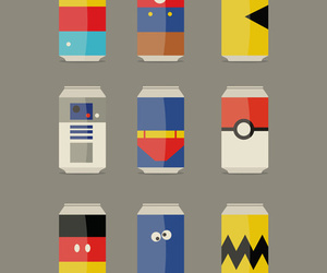 cartoons, r2d2, and charlie brown image